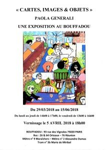 EXPO CARTES IMAGES, OBJETS