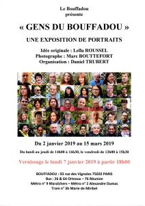 EXPO GENS DU BOUFFADOU