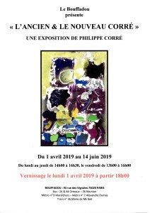 EXPO L'ANCIEN & LE NOUVEAU CORRÉ