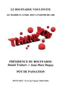 LE BOUFFADOU VOUS INVITE