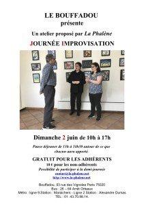 Impros La Phalène_2 juin
